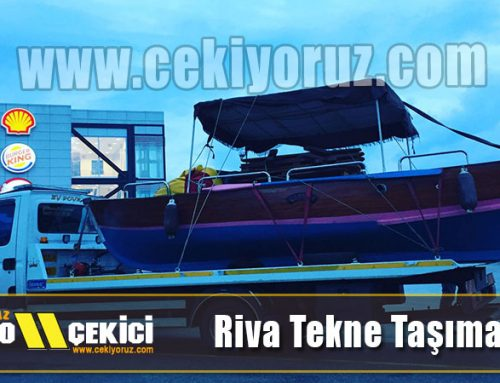 Riva Tekne Taşıma