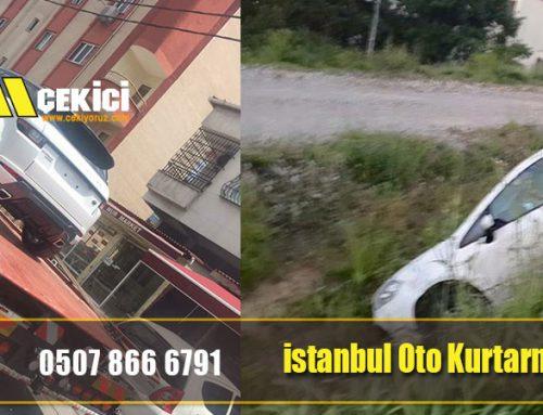 İstanbul Oto Kurtarma