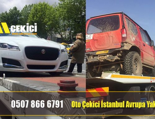 Oto Çekici İstanbul Avrupa Yakası