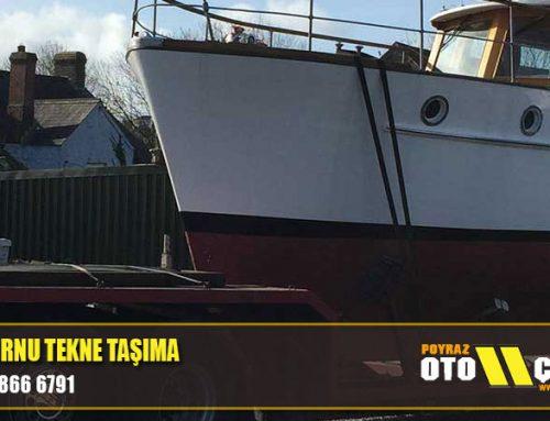Zeytinburnu Tekne Taşıma